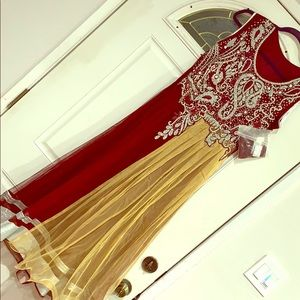 Indian pakistani gown!